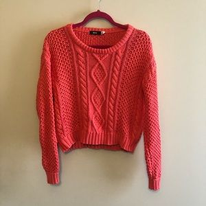 Urban Outfitters Chunky Knit Sweater Sz Small S